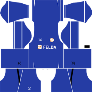 felda united dls away kit 2017-2018