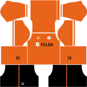 Felda United FC Kits 2016/2017 Dream League Soccer