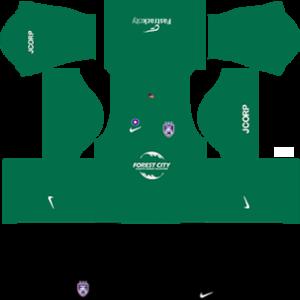 johor darul takzim dls goalkeeper home kit 2016-2017