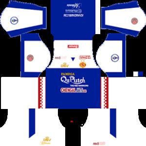 1b29fa846 Kelantan FA Kits 2015 2016 Dream League Soccer