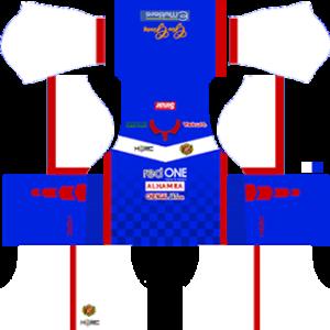 kelantan dls away kit 2016-2017