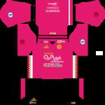 kelantan dls home kit 2015-2016 (Pink)