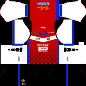 Kelantan FA Kits 2016/2017 Dream League Soccer