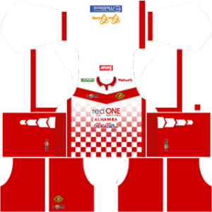 kelantan dls third kit 2016-2017
