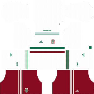 mexico 2018 world cup away kit