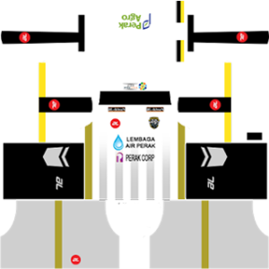 perak dls away kit 2016-2017