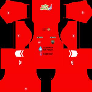perak dls goalkeeper away kit 2016-2017
