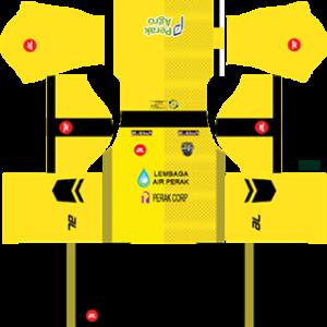 Perak FA Kits 2016/2017 Dream League Soccer