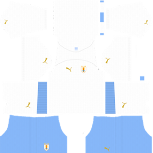 uruguay puma 2018 world cup dls away kit