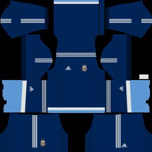 Argentina Away Kit 2014-2015