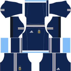 argentina kit for dream league soccer 2019