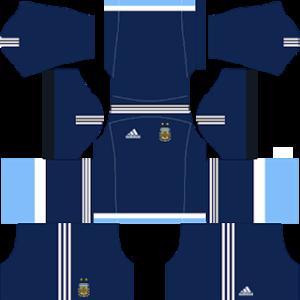 Argentina Away Kit 2015-2016