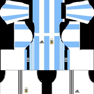 Argentina Home Kit(2) 2015-2016
