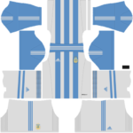 Argentina Kits 20142015 Dream League Soccer
