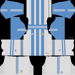 Argentina Kits 20142015 Dream League Soccer