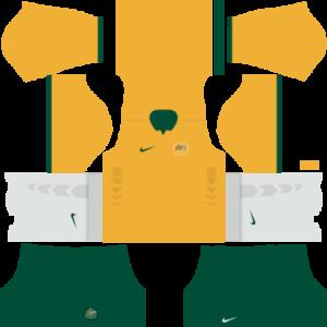 Australia Kits 2016 Dream League Soccer