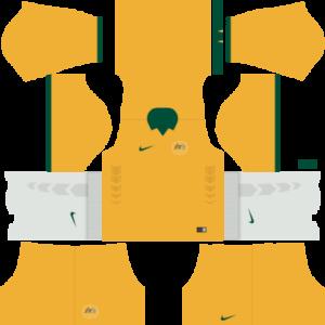 Australia Third Kit 2016-2017