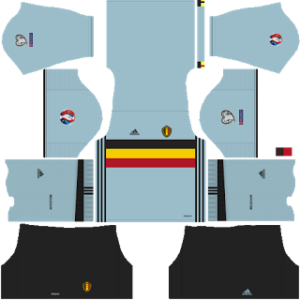 Belgium Away Kit 2016-2017