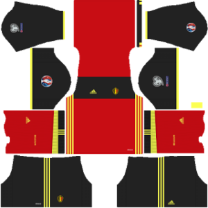 Belgium Kits 20162017 Dream League Soccer