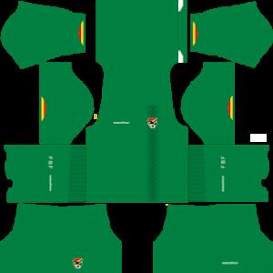 Bolivia 20172018 Dream League Soccer Kits