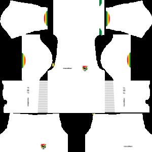 Bolivia Away Kit 2017-2018