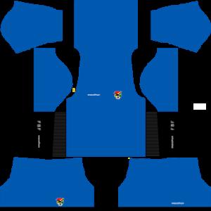 Bolivia Goalkeeper Home Kit 2017-2018