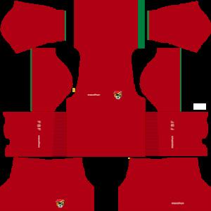 Bolivia Third Kit 2017-2018