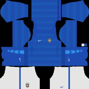 Brazil Away Kit 2014-2015