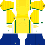 Brazil Kits 20152016 Dream League Soccer