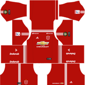 Chile Goalkeeper Home Kit 2017-2018