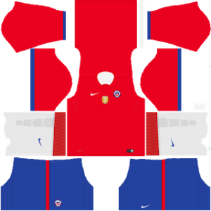 Chile Kits 2016 2017 Dream League Soccer 5c17e61ac