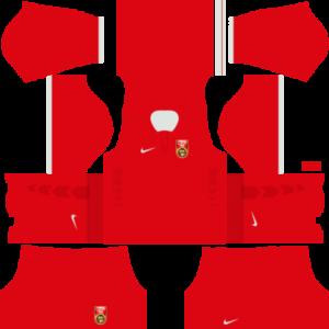 China Away Kit 2017-2018