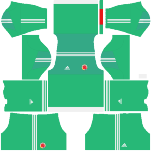 Colombia Goalkeeper Away Kit 2013-2014