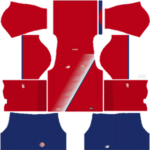 Costa Rica Kits 20162017 Dream League Soccer