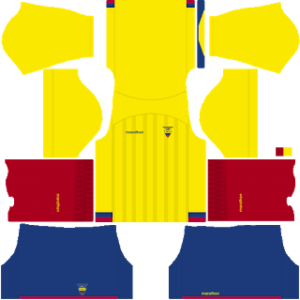 Ecuador 20172018 Dream League Soccer Kits