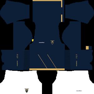 Ecuador Away Kit 2013-2014