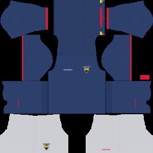 Ecuador Away Kit 2015-2016