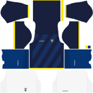 Ecuador Away Kit 2017-2018