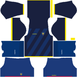 Ecuador Away Kit(2) 2017-2018