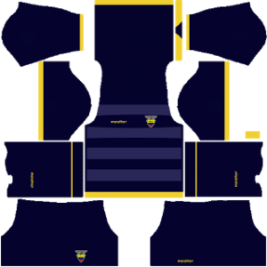 Ecuador Goalkeeper Home Kit 2015-2016