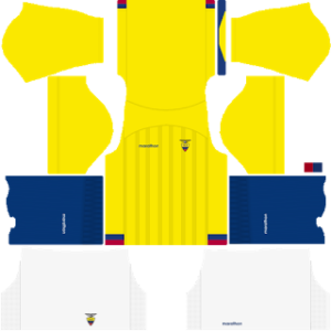 Ecuador Home Kit(2) 2017-2018