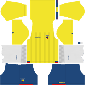Ecuador Third Kit 2017-2018