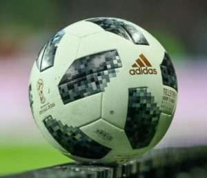 Football world cup russia 2018 ball