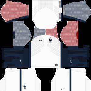France Away Kit 2015-2016
