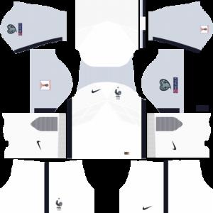France Away Kit 2016-2017