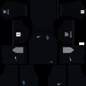 France Third Kit 2016-2017