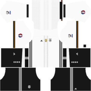 Germany Home Kit(2) 2016-2017