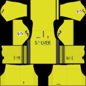 Granada GoalKeeper Away Kit 2017-2018