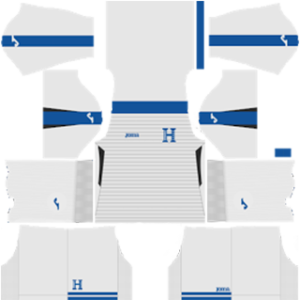 Honduras 20172018 Dream League Soccer Kits