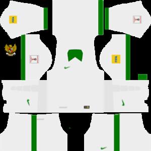 Indonesia Away Kit 2016-2017